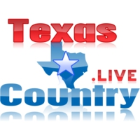 Logo de la radio Texas Country .Live