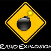 Logo of radio station Radio Explosion