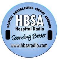 Logo of radio station HBSA Radio