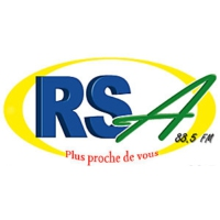 Logo of radio station RSA Radio Sofaia  Altitude