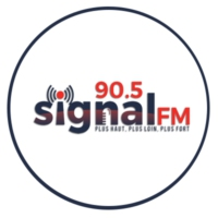 Logo of radio station Radio Signal FM 90.5