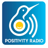 Logo of radio station Positively Massage