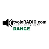 Logo of radio station tvojeRADIO.com Dance
