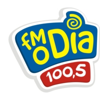 Logo of radio station Rádio FM O Dia