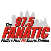 Logo of radio station WPEN The Fanatic 97.5