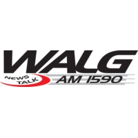 Logo of radio station WALG 1590