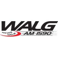 Logo de la radio WALG 1590