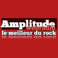 Logo of radio station Amplitude webradio