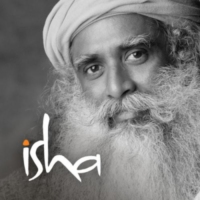 Logo of radio station Sadhguru Radio