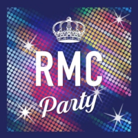 Logo of radio station RMC party