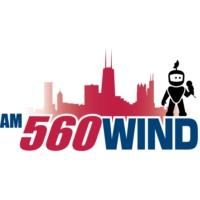 Logo of radio station WIND News Talk 560 AM