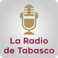 Logo of radio station XETVH La Radio de Tabasco 1230 AM