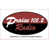 Logo of radio station Praise 105.2 Radio