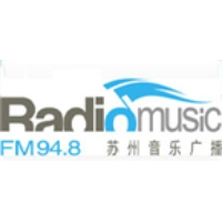 Logo of radio station Suzhou Music Radio