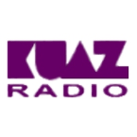 Logo of radio station KUAZ