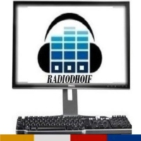 Logo of radio station RADIODHOIF