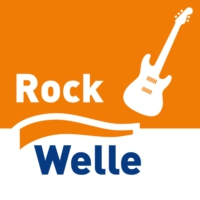 Logo of radio station LandesWelle RockWelle