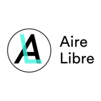 Logo of radio station Aire Libre