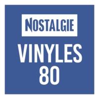 Logo of radio station Nostalgie Vinyles 80