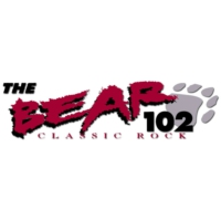 Logo de la radio KHXS The Bear 102