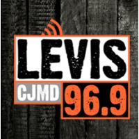 Logo of radio station CJMD Lévis 96.9