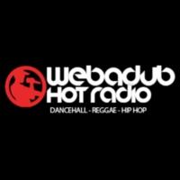 Logo de la radio WEBADUB DANCEHALL RADIO
