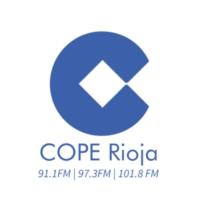 Logo of radio station COPE Logroño