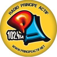 Logo de la radio Principe Actif