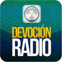 Logo of radio station Devoción Radio Música Cristiana