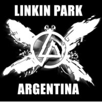 Logo of radio station Linkin Park Argentina Radio