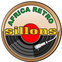 Logo of radio station AFRICA RETRO SILLONS