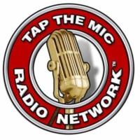 Logo of radio station Tap the Mic Radio Network