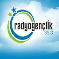 Logo of radio station Radyo Gençlik