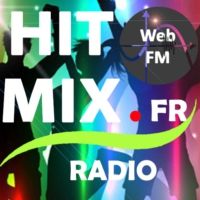 Logo of radio station HITMIX