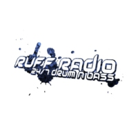 Logo of radio station Ruff Radio
