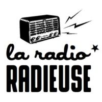 Logo of radio station La Radio Radieuse