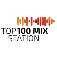 Logo of radio station Top 100 Mix Station: