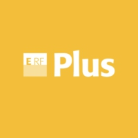 Logo of radio station ERF Plus