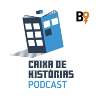Logo of the podcast Caixa de Histórias 18: As Cavernas de Aço