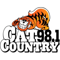 Logo of radio station Cat Country 98.1