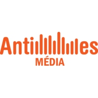 Logo of radio station ANTILLES MEDIA