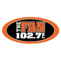 Logo of radio station WLEG The Fan 102.7