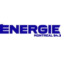 Logo of radio station ÉNERGIE 94.3