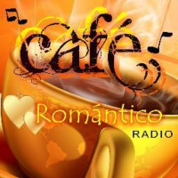 Logo of radio station Café Romántico Radio