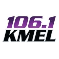 Logo of radio station 106.1 KMEL