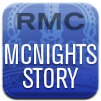 Logo de la radio RMC Monte Carlo Nights Story