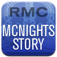 Logo of radio station RMC Monte Carlo Nights Story