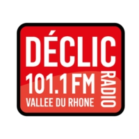 Logo of radio station Déclic Radio 101.1 FM