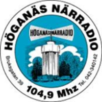Logo of radio station Höganäs Närradio 104.9