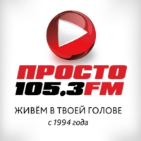 Logo of radio station Просто Ради.О